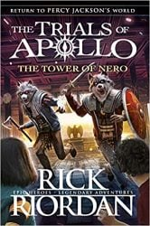The Tower of Nero Percy Jackson Books in Order