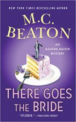There Goes the Bride Agatha Raisin Books in Order