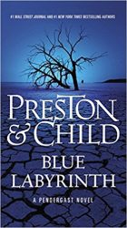 Blue Labyrinth Pendergast Books in Order