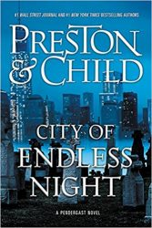 City of Endless Night Pendergast Books in Order