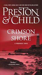 Crimson Shore Pendergast Books in Order