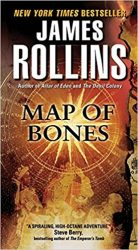 Map of Bones The Sigma Force Books in Order