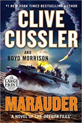 Marauder The Oregon Files Books in Order