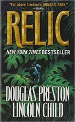 Relic Pendergast Books in Order