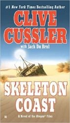 Skeleton Coast The Oregon Files Books in Order