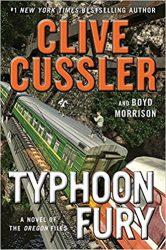 Typhoon Fury The Oregon Files Books in Order