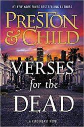 Verses for the Dead Pendergast Books in Order