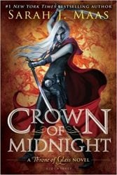 Crown of Midnight Throne of Glass Book Series in Order