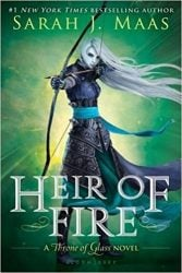 Heir of Fire Throne of Glass Book Series in Order