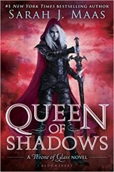 Queen of Shadows Throne of Glass Book Series in Order