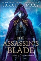 The Assassin's Blade Throne of Glass Book Series in Order