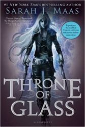 Throne of Glass Book Series in Order
