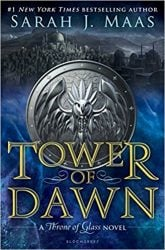 Tower of Dawn Throne of Glass Book Series in Order