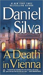 A Death in Vienna Gabriel Allon Books in Order