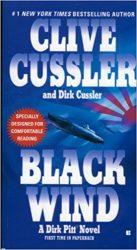 Black Wind Dirk Pitt Books in Order