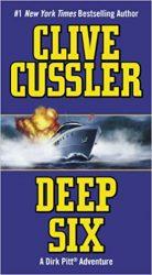 Deep Six Dirk Pitt Books in Order