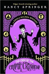 The Case of the Cryptic Crinoline Enola Holmes Books in Order