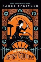 The Case of the Gypsy Goodbye Enola Holmes Books in Order