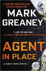 agent in place Gray man books in order