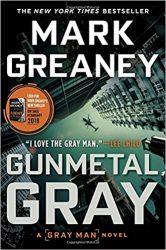 gunmetal gray Gray man books in order
