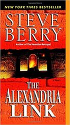 the alexandria link Cotton Malone Books in Order