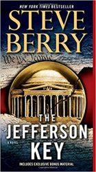 the jefferson key Cotton Malone Books in Order