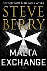 malta exchange Cotton Malone Books in Order