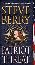 the patriot threat Cotton Malone Books in Order