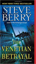 the venetian betrayal Cotton Malone Books in Order