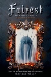 Fairest The Lunar Chronicles Published Reading order