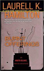 Burnt Offerings Anita Blake Books in Order