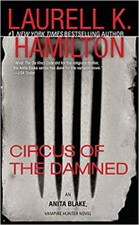 Circus of the Damned Anita Blake Books in Order