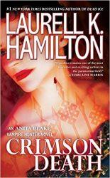 Crimson Death Anita Blake Books in Order