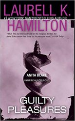 Guilty Pleasures Anita Blake Books in Order