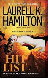 Hit List Anita Blake Books in Order