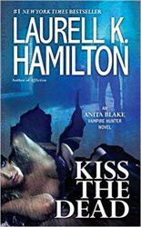 Kiss The Dead Anita Blake Books in Order