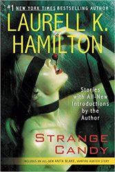 Strange Candy Anita Blake Books in Order