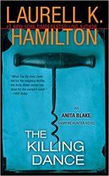 The Killing Dance Anita Blake Books in Order