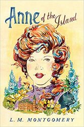 Anne of the Island Anne of Green Gables Books in Order