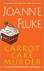 carrot cake murder Hannah Swensen Books in Order