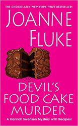 devil's food cake murder Hannah Swensen Books in Order