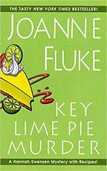 key ime pie murder Hannah Swensen Books in Order