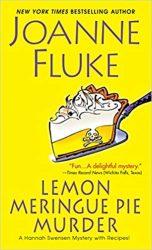 lemon meringue pie murder Hannah Swensen Books in Order