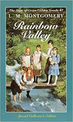 Rainbow Valley Anne of Green Gables Books in Order