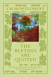The Blythes Are Quoted Anne of Green Gables Books in Order