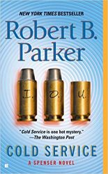 Cold Service - Spenser Books in Order