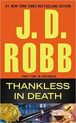 thankless In Death Books in Order