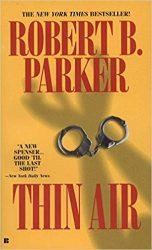 Thin Air - Spenser Books in Order