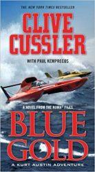 Blue Gold The NUMA Files Books in Order