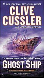 Ghost Ship The NUMA Files Books in Order